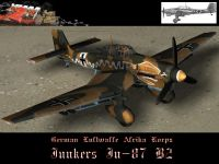 Ju87 B-2 Stuka sneak peek