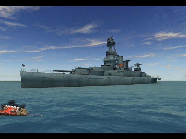 BB-35 USS Texas