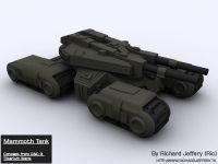Mammoth tank concept01