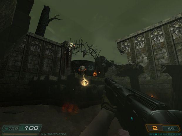 Doom 3 Chaingun 21650 Infobit