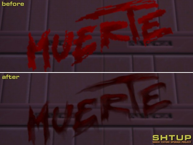 Before and After - Muerte