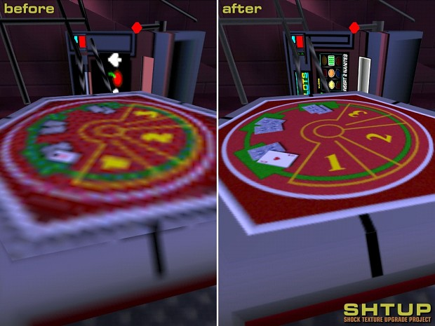 Before and After - Gambling