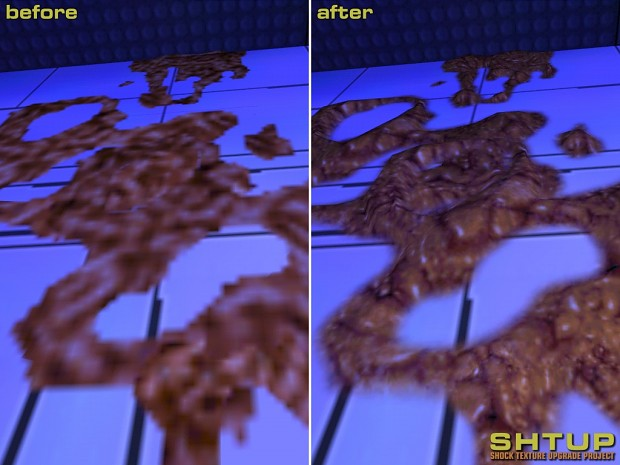 Before and After - Goo ef3