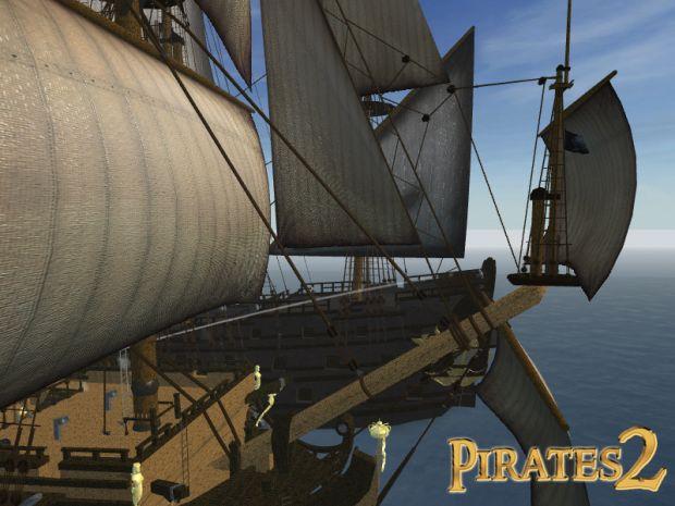 Скачать Мод Пираты - фото 6