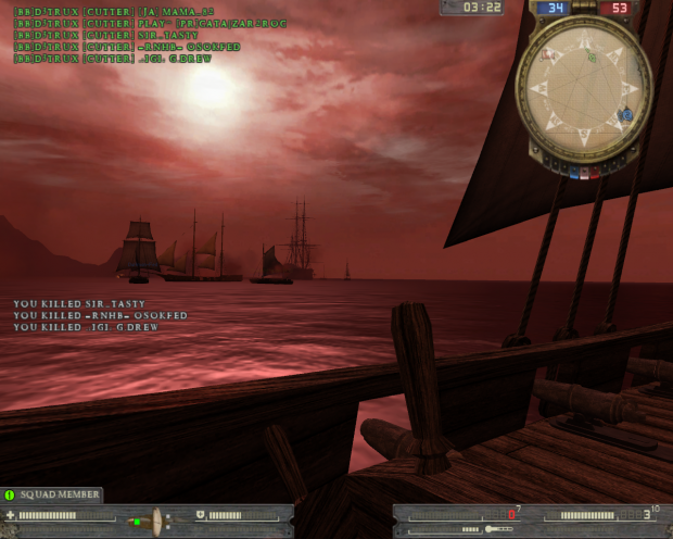 Naval Combat in R2, December 2008