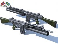 Ag3 with HK79 Render