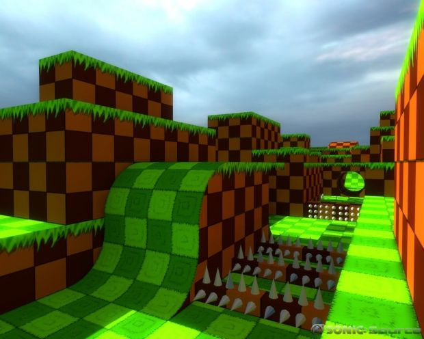 Green Hill Zone #2