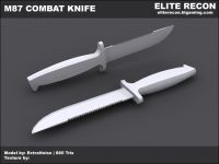 M87 Combat Knife