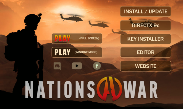 Nations At War Updater