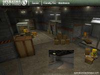 Friendly fire - Warehouse