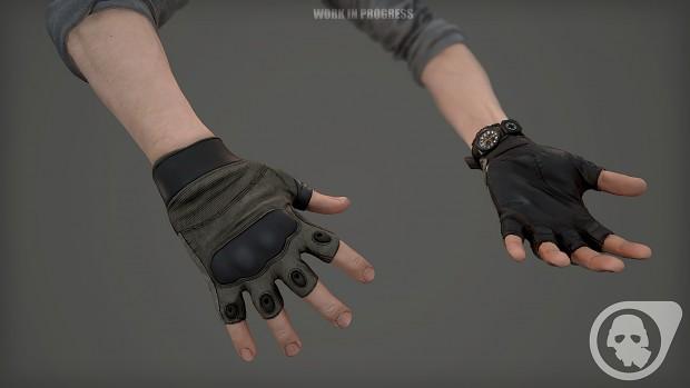 Operation Black Mesa viewmodel arms