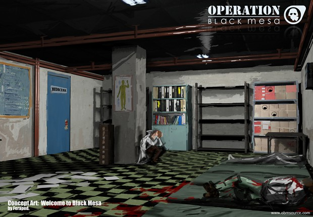 September media release image operation black mesa mod for Operation black mesa download