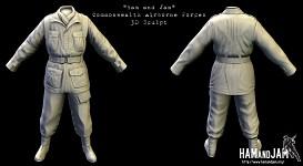 Commonwealth Airborne WIP Model