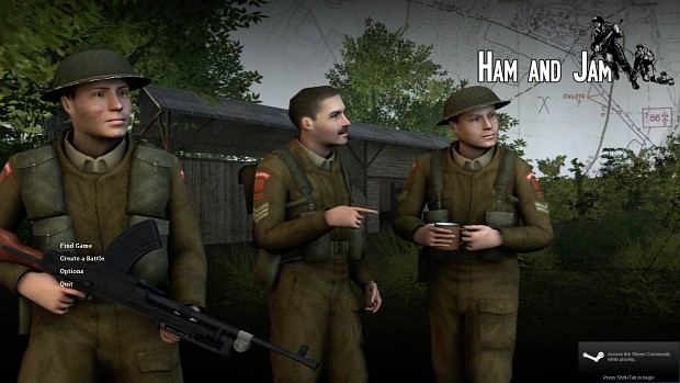 Ham and Jam RC1 - Maps