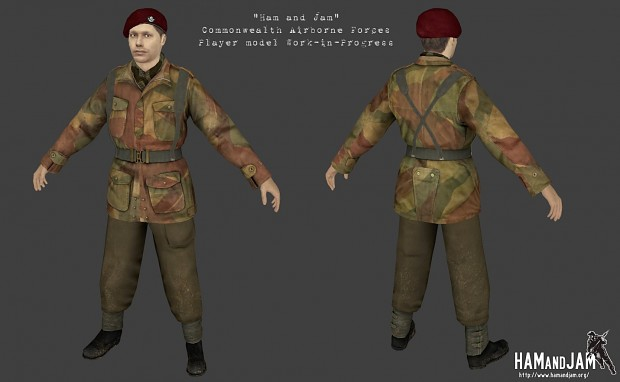 Commonwealth Airborne WIP Model