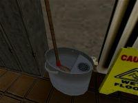 DOTD - Mop & Bucket