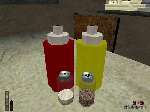 DOTD - Condiments