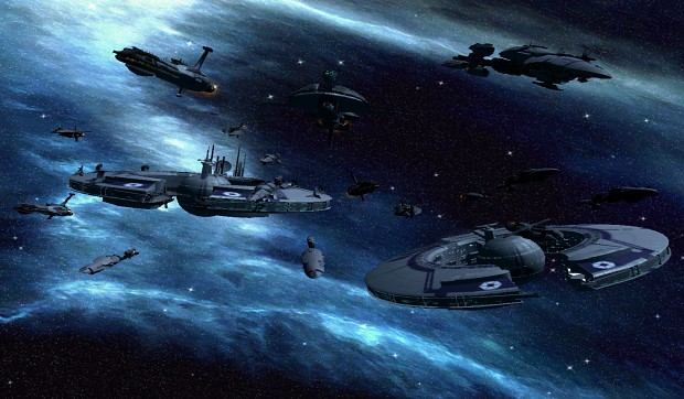 Seperatist fleet approaching! And some news!
