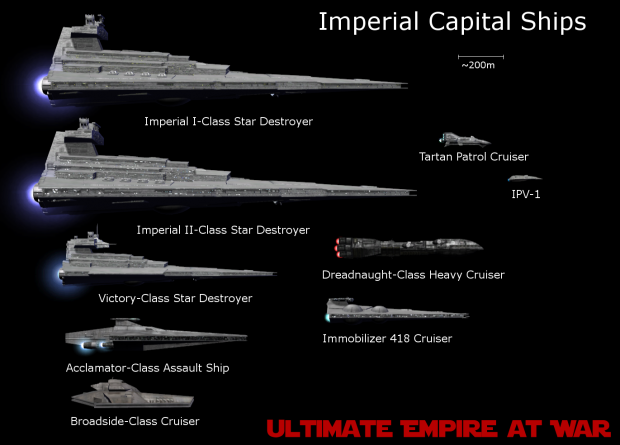 Imperial Capital Ships