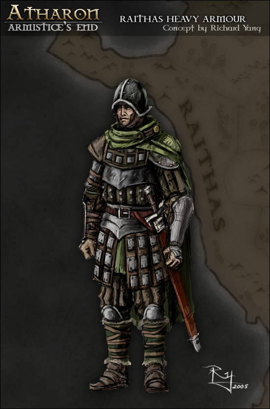 Raithas Heavy Armour