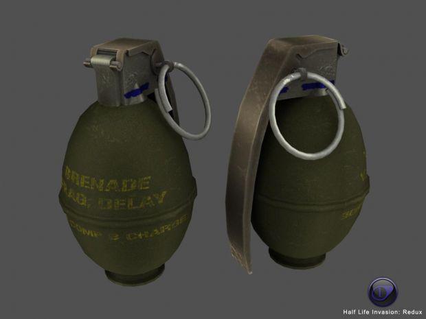 m61 grenade - photo #1