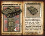 Panzer II Info Sheet