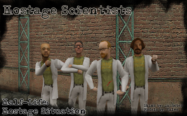 New Hostage Skins