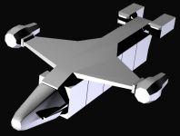 WIP: ISS APC model by Fabio Passaro