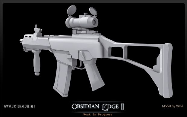 G36 Rear Untextured