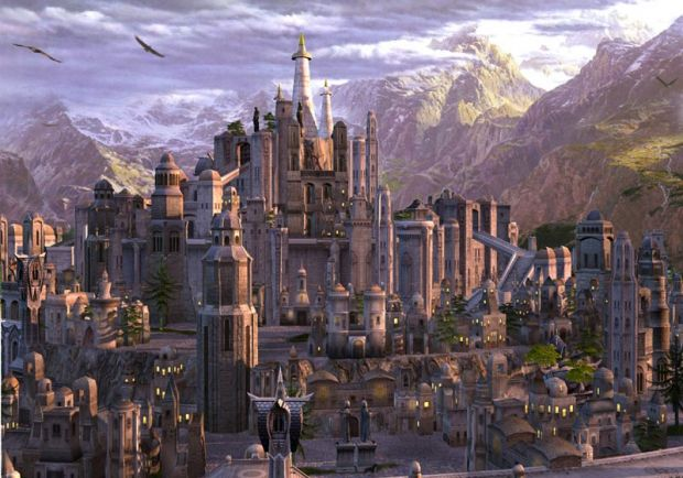 Gondolin image The Four Ages mod for Battle for Middle