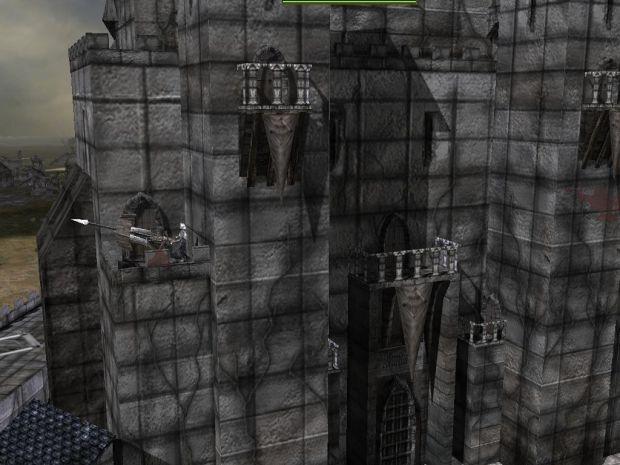 Nargothrond citadel