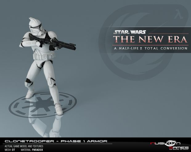 Clonetrooper - Phase 1 armor