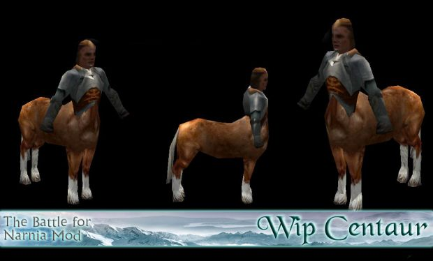 Wip Centaur