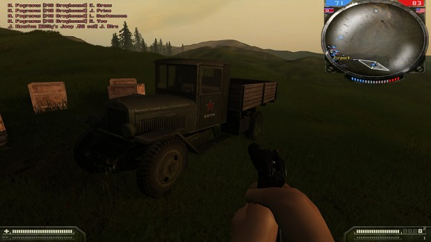 ZIS-5 Supply Truck