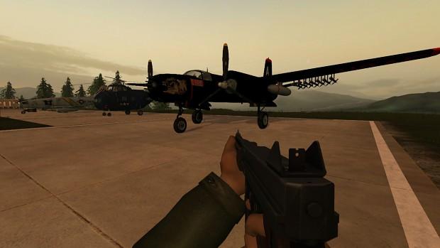 "Douglas B-26B Invader ""Versatile Lady"""