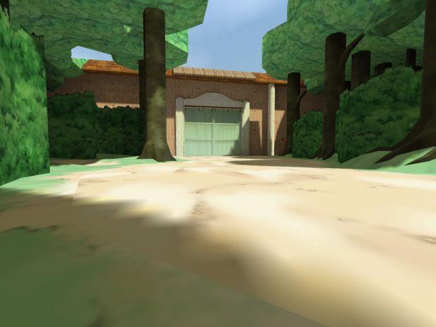 Konoha Gate Map
