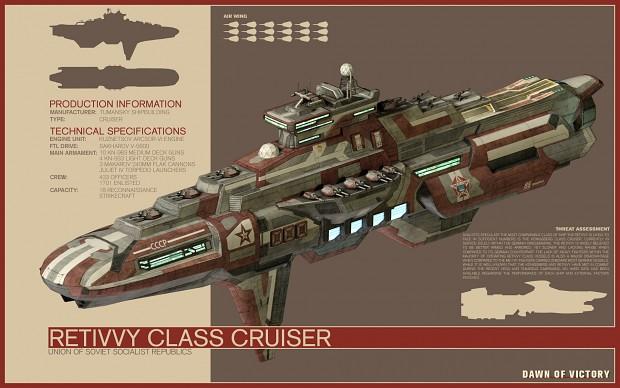 Retivvy Class Cruiser