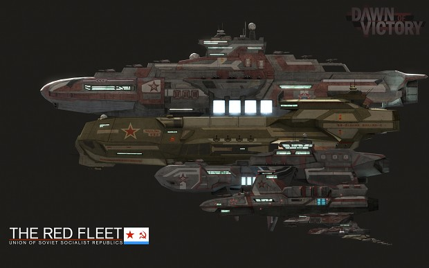 The Red Fleet