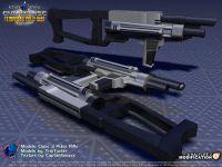 Class III Pulse Rifle