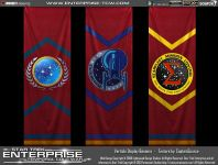 Banners of Star Trek
