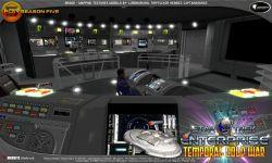 Enterprise NX-01, Deck-A, a.k.a. the Bridge