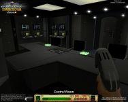 Launch Bay Control Room