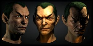 Romulan Agent by: Ryan (ScoobyDoofus)