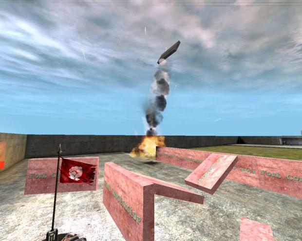 Fort Destruction