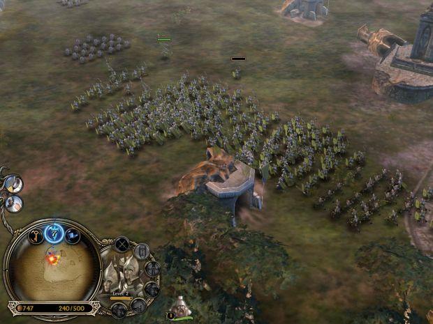Empire vs. Dwarves 1