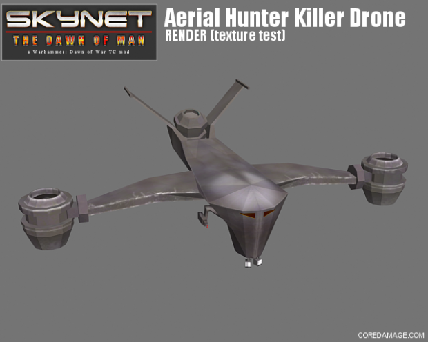 [WIP] aerial hunter killer