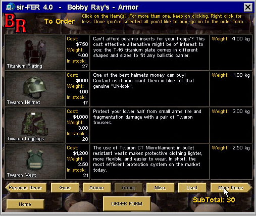 Sitemaps With Embed Option: JA2 1.13 Mod For Jagged Alliance 2