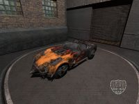 GWs Garage: Unnamed Flames