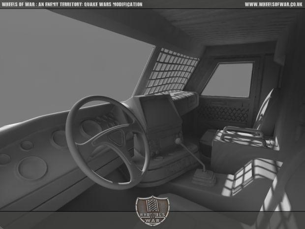 Optimus Crime Interior
