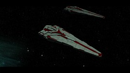 Redone Nebula Star Destroyer Ingame
